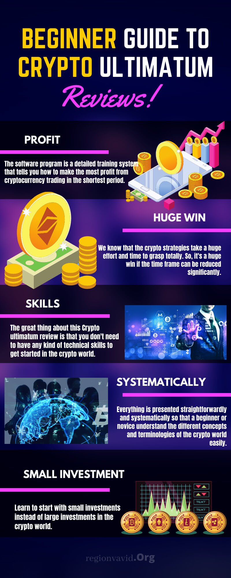 Crypto Ultimatum For Beginners Guide