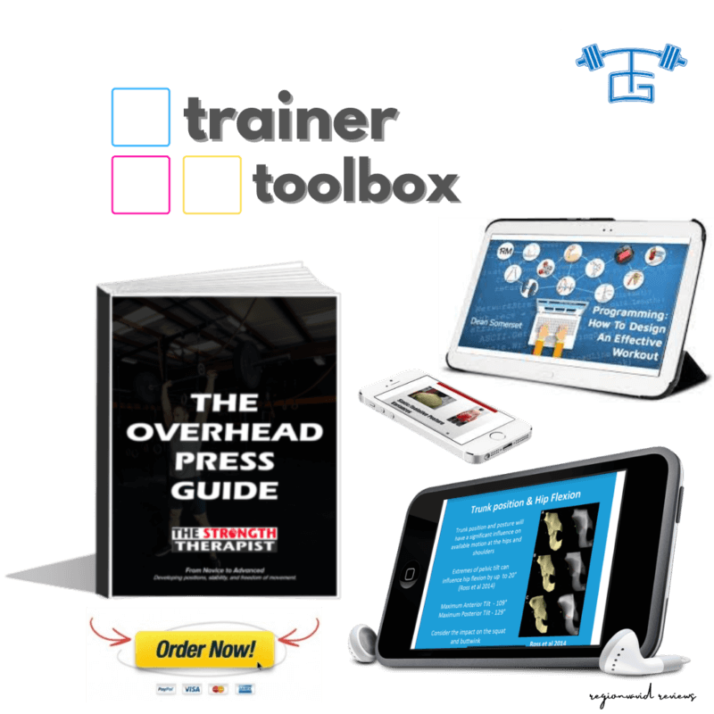 Complete Trainers Toolbox's Products