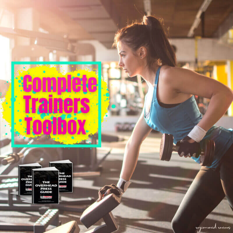 Complete Trainers Toolbox Get Your Healthy Body Tool
