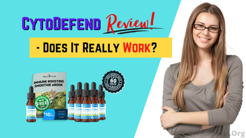 CytoDefend Herbal Medicine That Will Help Your Immune System