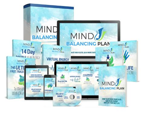 7 Day Mind Balancing Plan