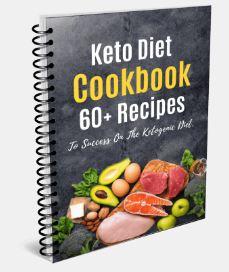 Ketogenic Diet 101 cookbook cover