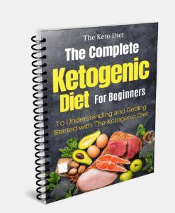 Ketogenic Diet 101 cover