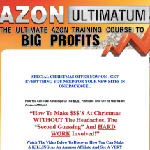 Ultimate Azon Theme Review - Legit or Scam? Here is The Answer!