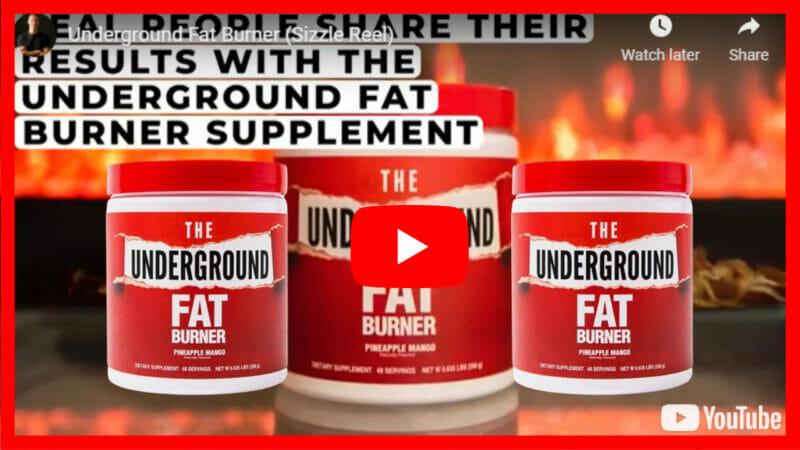 The Underground Fat Burner