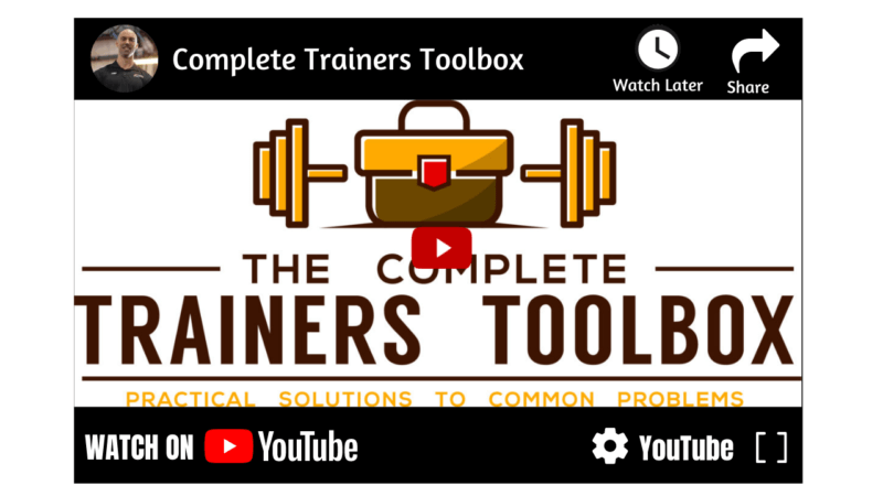 Complete Trainers Toolbox Actual Demo Tutorial
