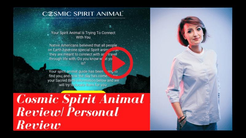 Cosmic Spirit Animal Program product link