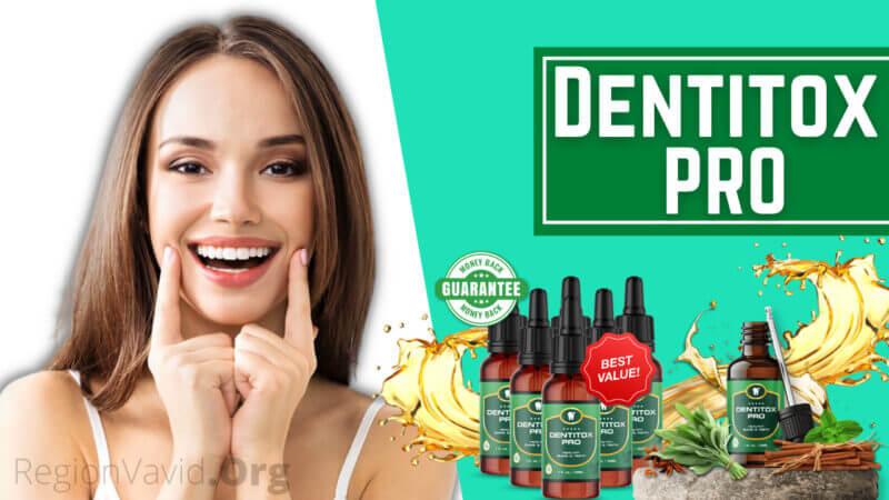 Dentitox Pro Get Your Teeth Healthy