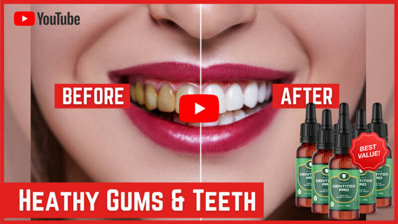 Dentitox Pro Review Worth Trying? Here is The Truth!