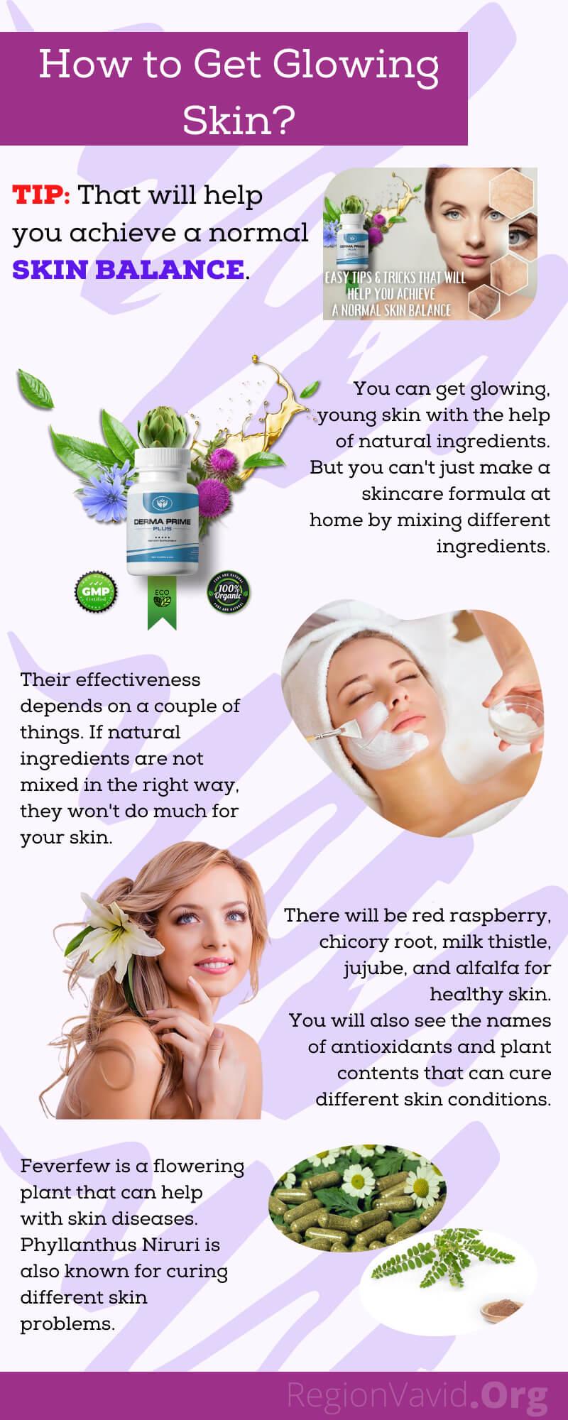 Derma Prime Plus Tips