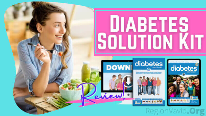 Diabetes Solution Kit Get A Healthy Life