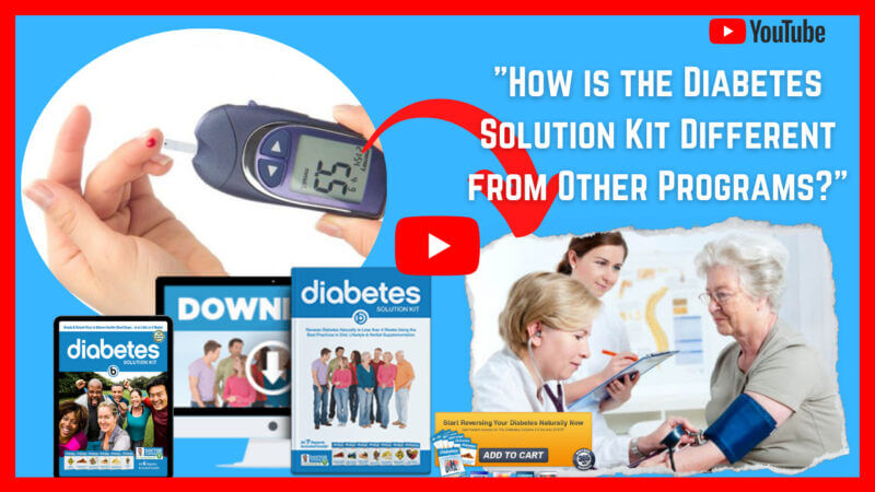 Diabetes Solution Kit Works or Just a SCAM?