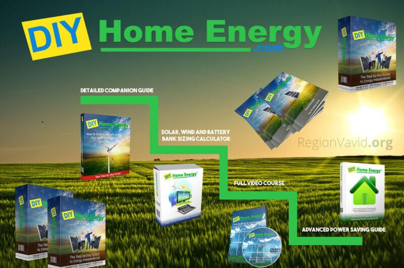 DIY Home Energy Package