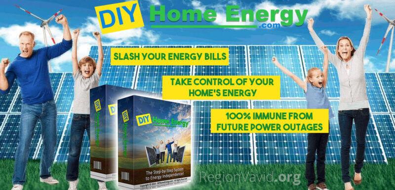 DIY Home Energy Slash your Energy Bills