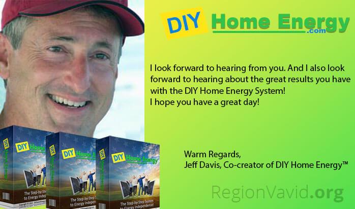 DIY Home Energy The Creator