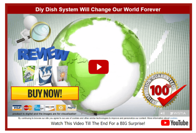 DIY Dish System Review Will change our world forever
