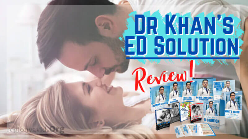 Dr Khan's ED Solution To Get Yours Alive Again