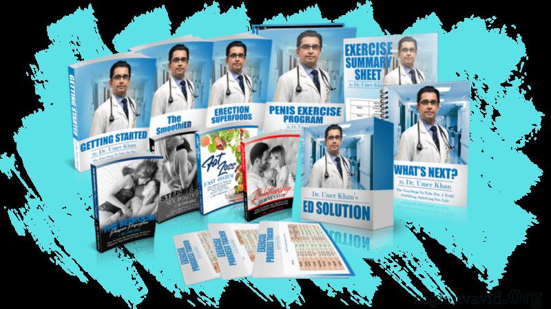 Dr Khan's ED Solution Comes With Bonus
