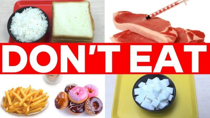 dont eat
