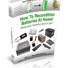 How To Recondition Batteries At Home Review - Does It Really Work?