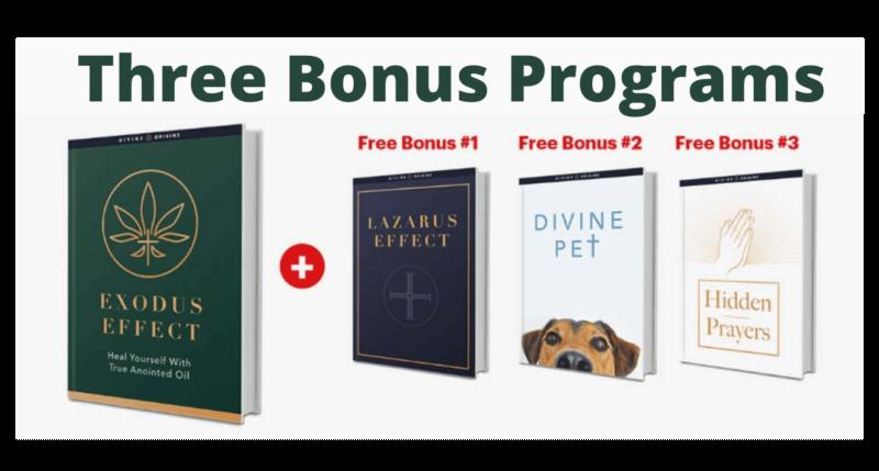 Exodus Effect Bonus Books