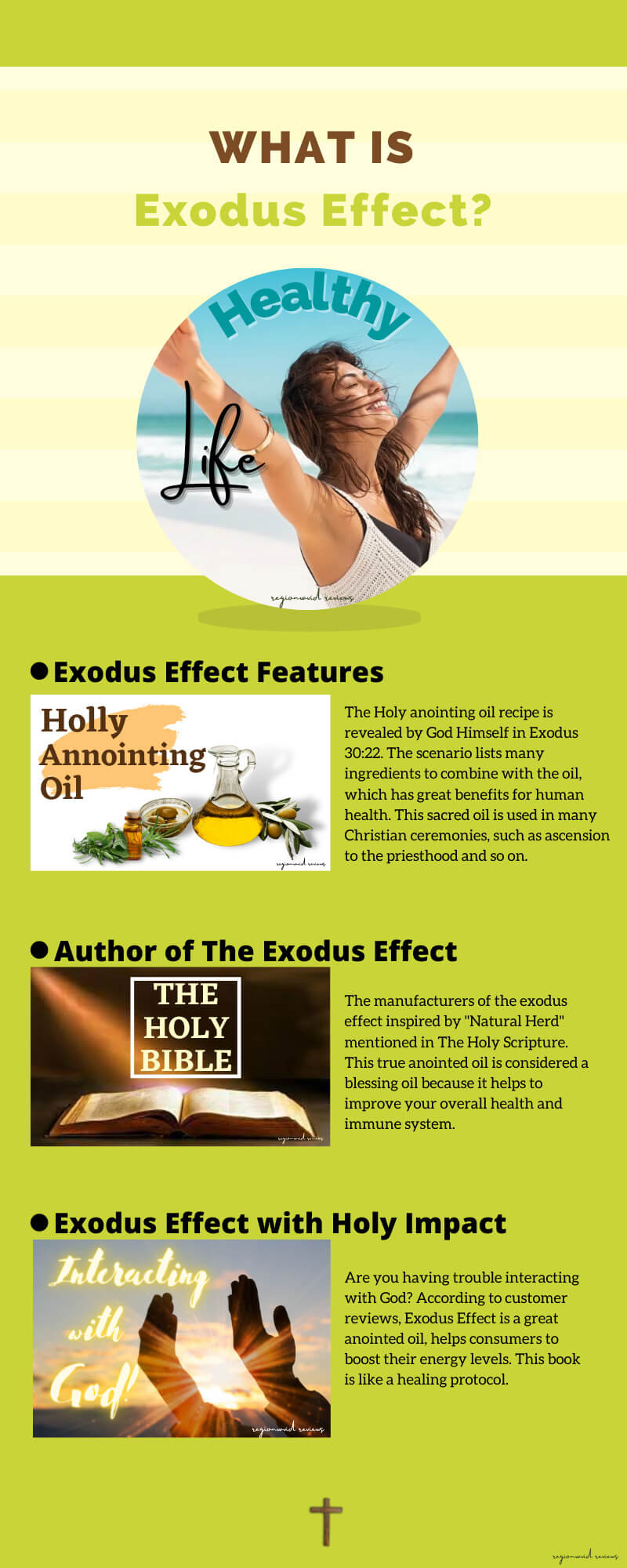 Exodus Effect To Feel The His Blessings