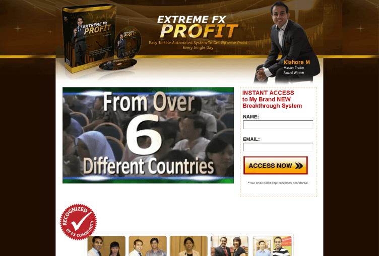 Extreme FX Profit Review