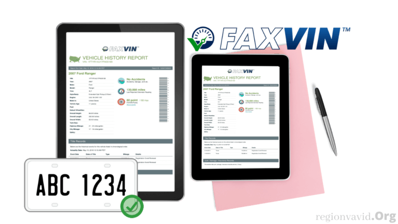 FAXVIN Website