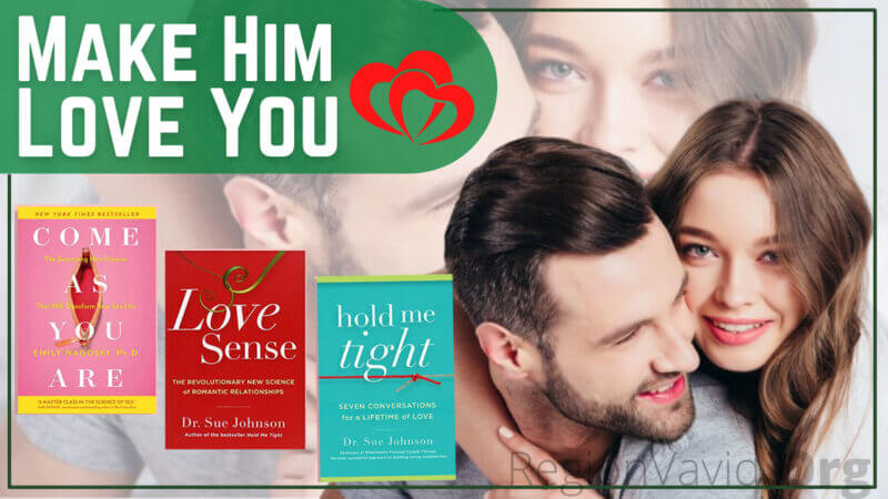 The Best 3 Dating Books for Women - Proven Tactics to Make Him Love You!