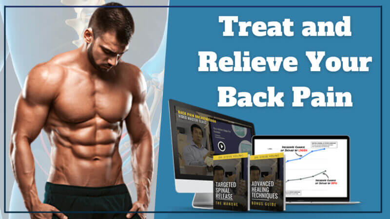 The Top 3 Program to Treat and Relieve Your Back Pain