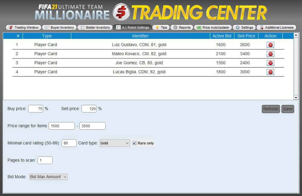 FIFA-21-Autobuyer-and-Autobidder-Ultimate-Team-Millionaire-Trading-Center