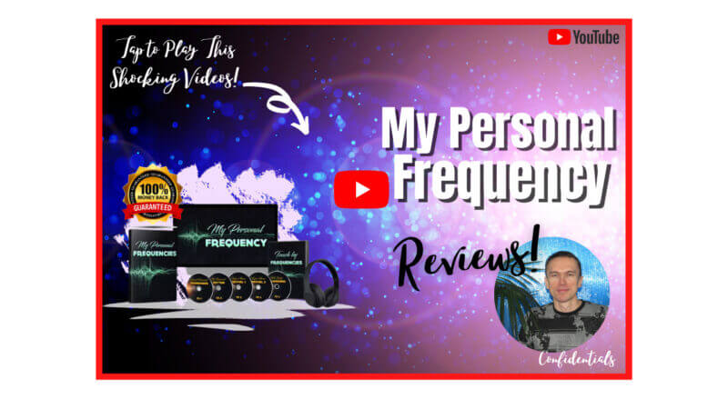 My Personal Frequency Click the link for shocking video