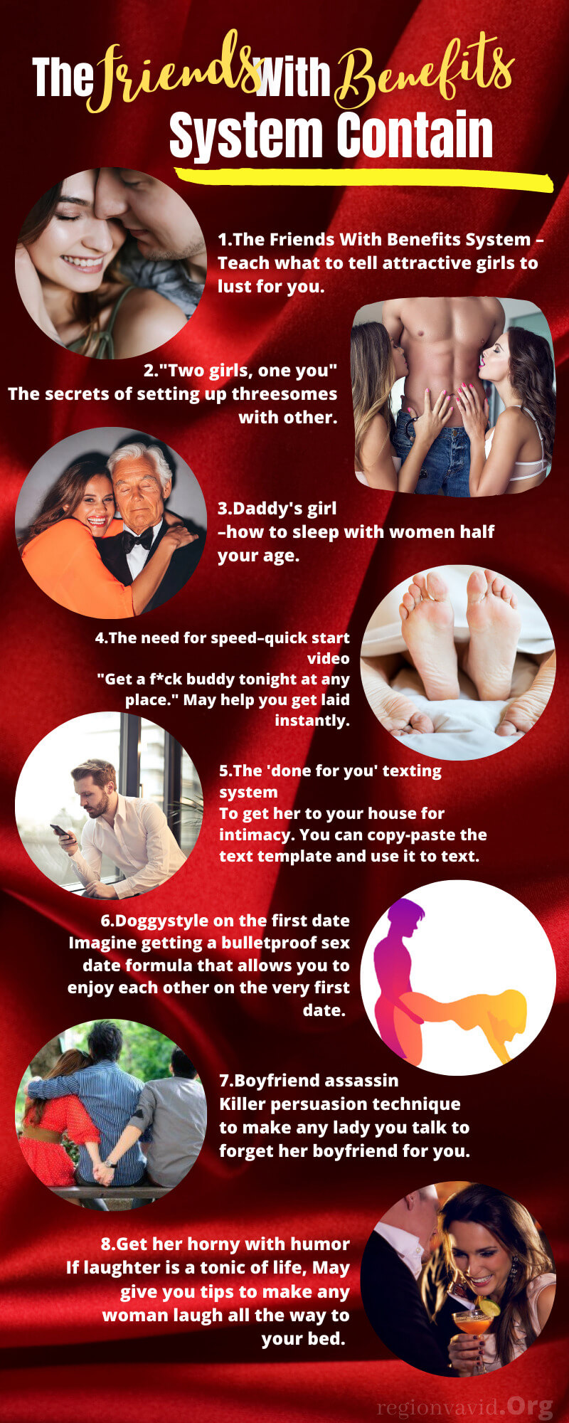 The Friends With Benefits Your guide