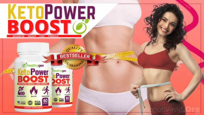Keto Power Boost Get A Healthy Diet Now