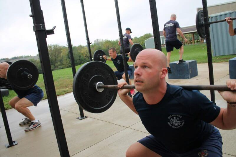 Fire Rescue Fitness