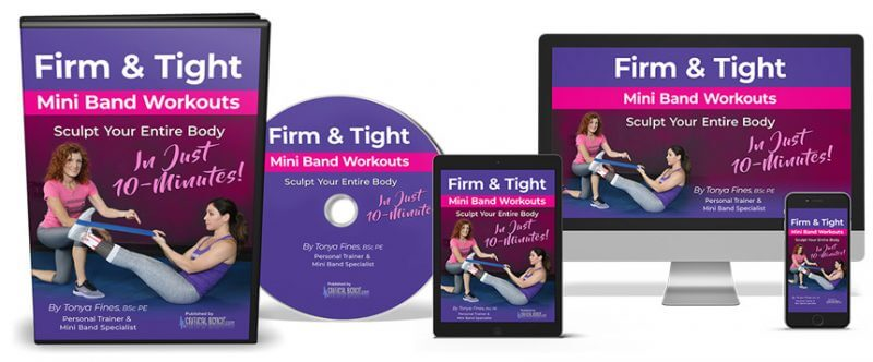 Firm & Tight Mini Band Workouts