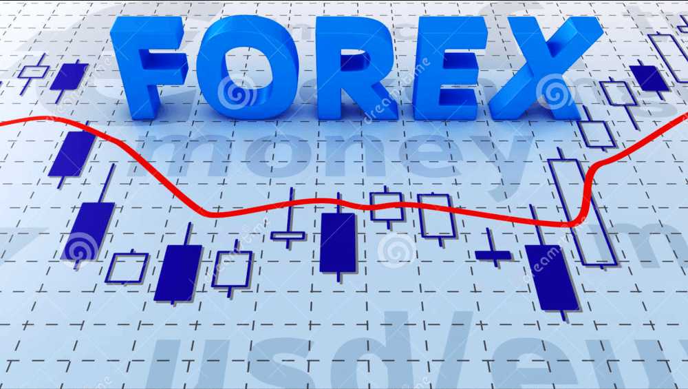 word forex in blue