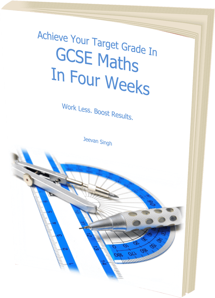 Achieve Your Target Grade In GCSE Maths In Four Weeks Detailed Review