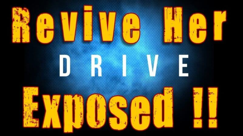 revive her drive exposed review