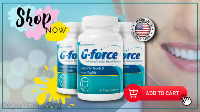 G-force Supplement Product