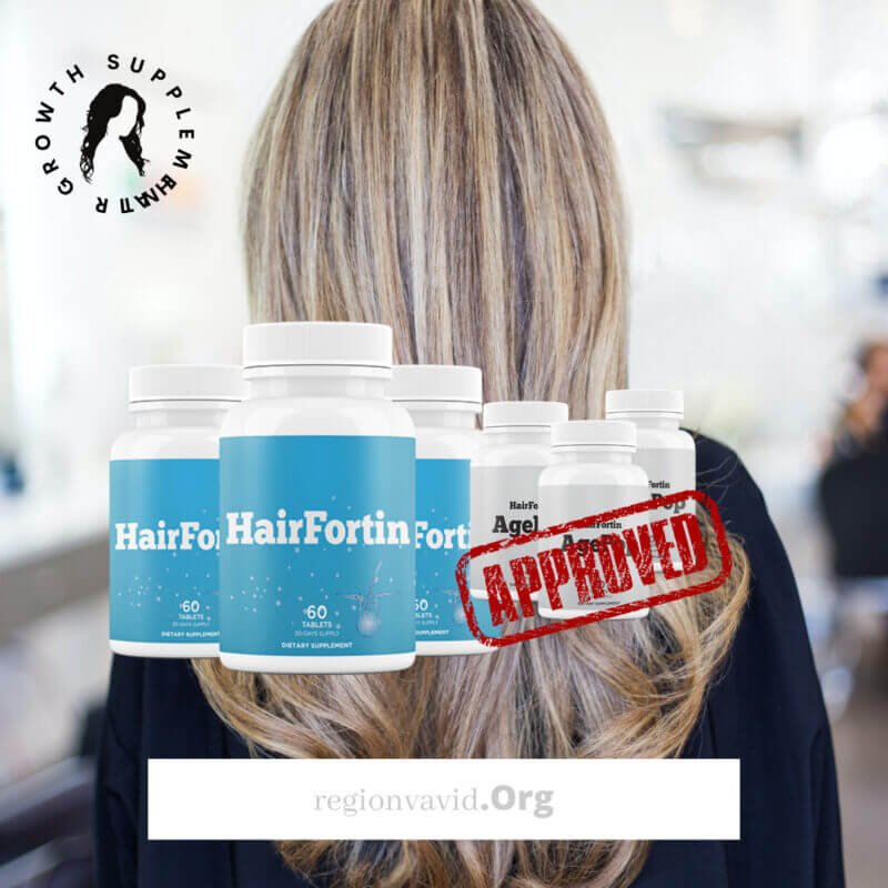 HairFortin Products
