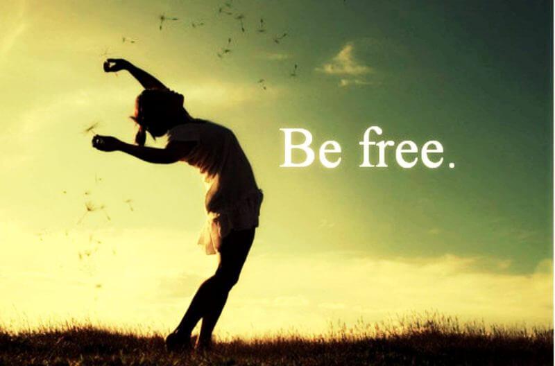 happy life be free