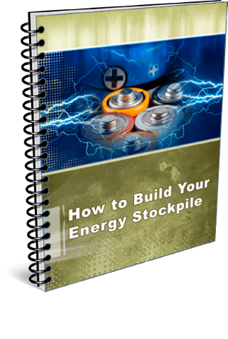backyard revolution Energy Stockpiling Secrets cover