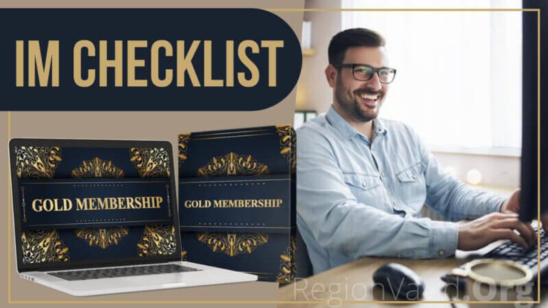IM-Checklist Digital In Demand