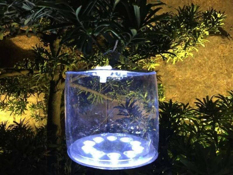 Inflatable-Solar-Lantern-Under-tree-Outdoors