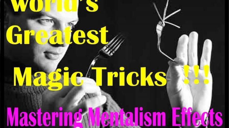 mentalism review tricks