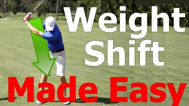 weight shift made easy