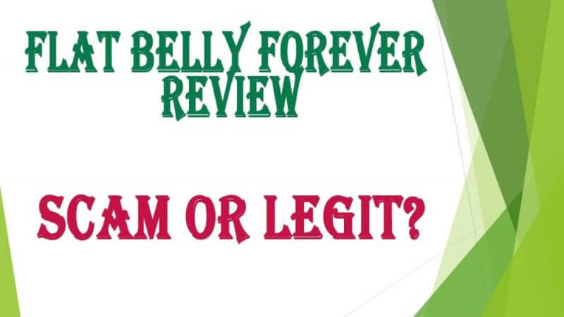 flat belly forever review