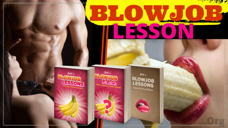 Jack's Blowjob Lessons Get Your Man Marry You