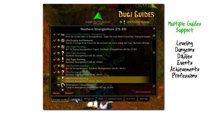 bugi guides